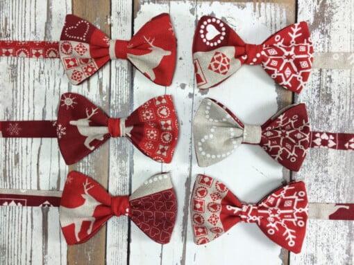 Butterflies til julefesten