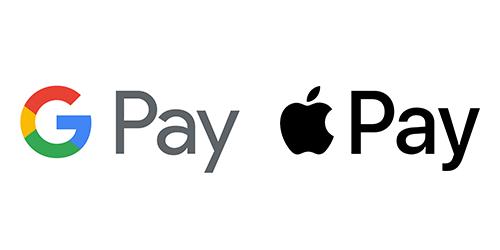 Betal med Apple Pay og Google Pay hos EDZO 1