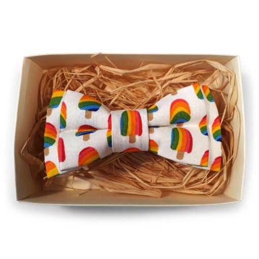 Butterfly med regnbue-is 2