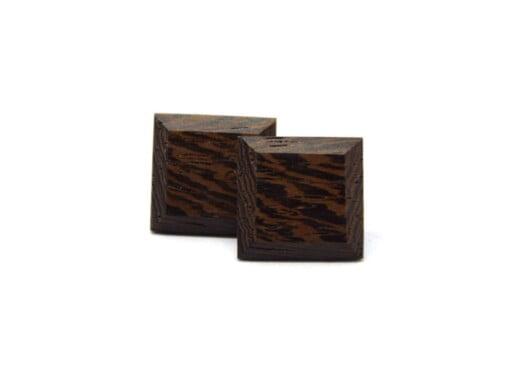Manchetknapper i Wenge-wood 2