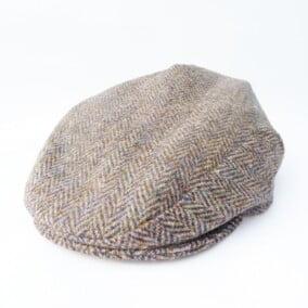 Sixpence hat i efterårsagtige farver