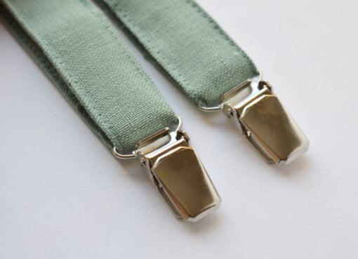 Mint-grønne seler