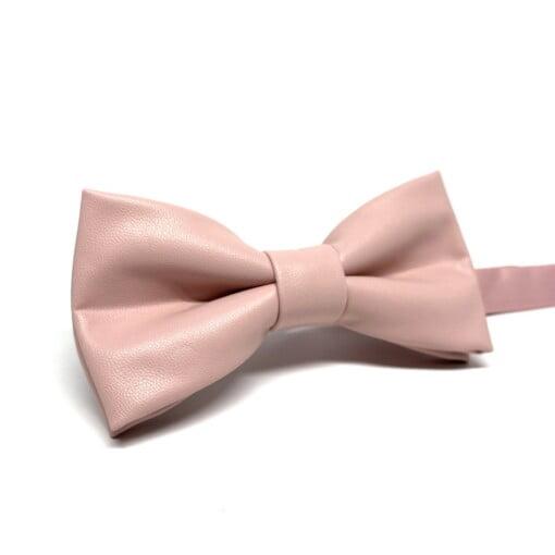 Pink butterfly i kunstlæder 1