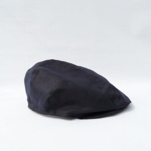 Sixpence hat i navy set fra højre